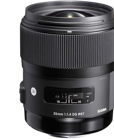 Deal of the Day: Sigma 35mm f/1.4 Art for Canon EF