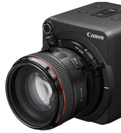 Canon announces the ME20F-SHN