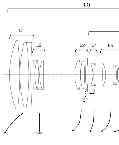 Canon Patent Application: Canon RF 100-600 and RF 100-700mm