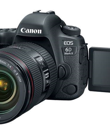 Jared Polin reviews the 6D Mark II