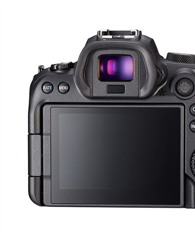 First images of the EOS R6 appear