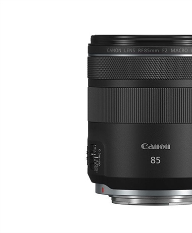 Canon announces the Canon RF 100-500mm F4.5-7.1, RF 85mm F2.0 IS STM...
