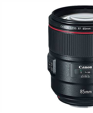Canon 85 1.4L IS USM is now in stock