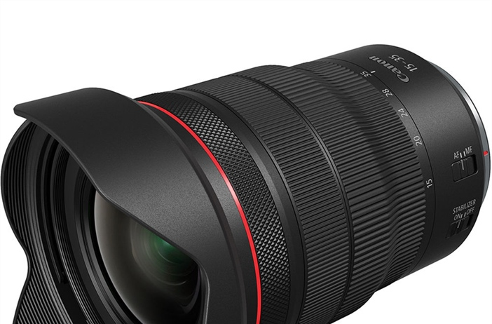 Canon RF lenses go on instant rebate