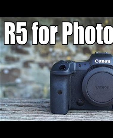 Canon R5 stills photography review