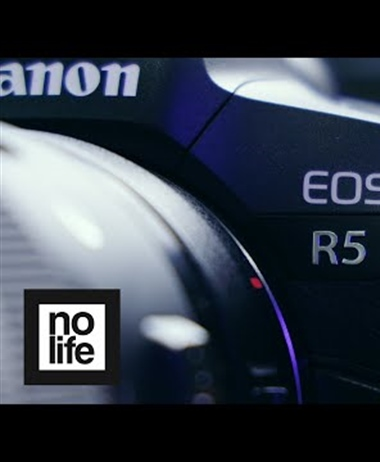 Canon EOS R5 Review from nolifedigital
