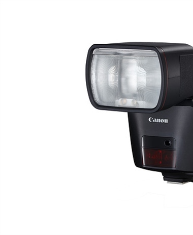 Canon launches the new flagship Speedlight E-L1
