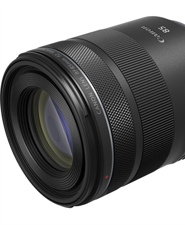Canon RF 85mm F2.0 IS STM shipping next week