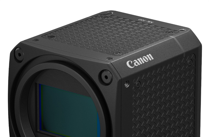 Canon announces the ML-100, and ML-105 Industrial Machine Vision Cameras