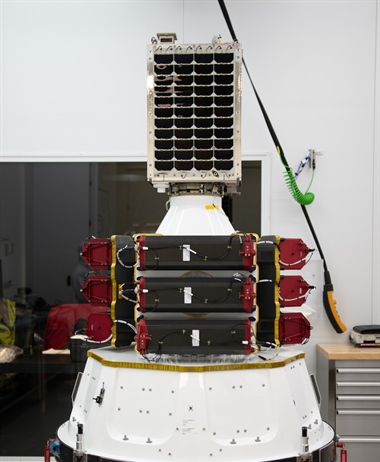 Canon's Earth Imaging Satellite successfully launched
