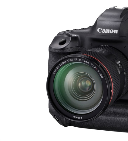 Canon EOS 1DX Mark III Firmware Update