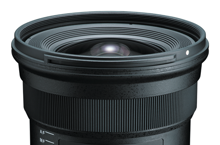 Tokina announces a 17-35mm F4 for the Canon EF mount