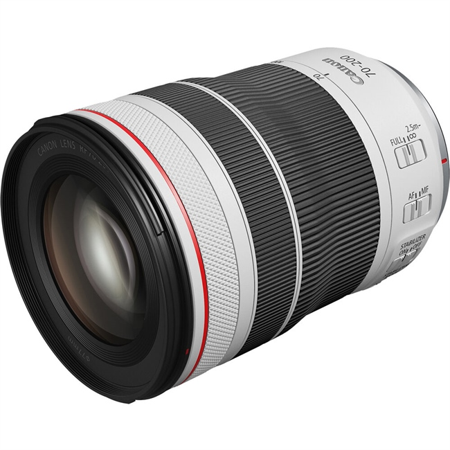 Canon RF 70-200 F4L IS USM Delayed until March 2021