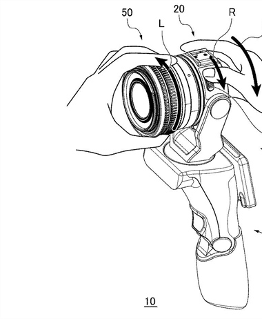 Canon Patent Applicaton: More Vlogging Camera Patent Applications