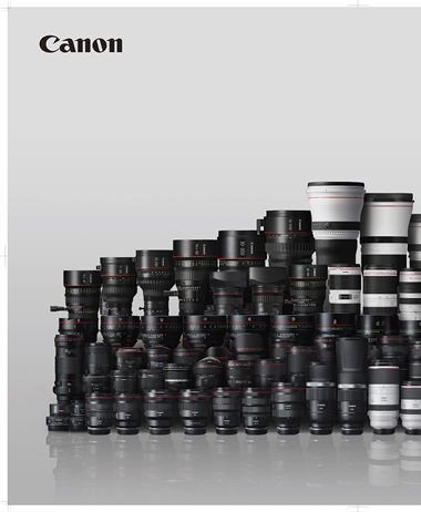 Canon celebrates another milestone 150 million EF and RF lenses