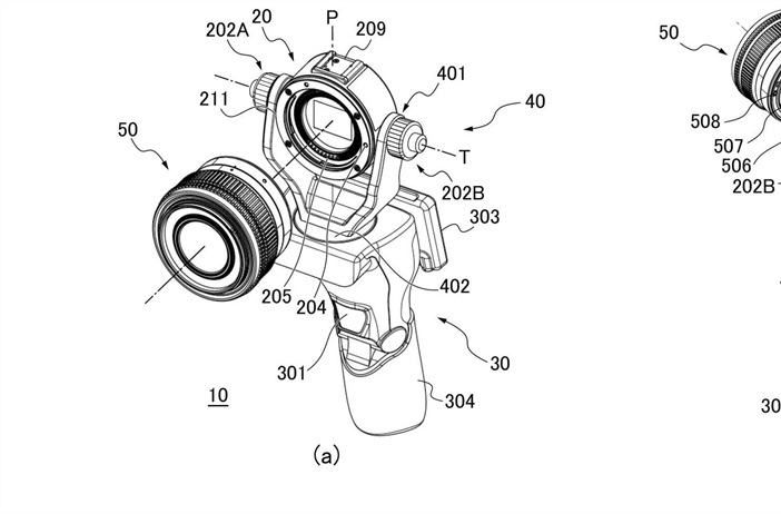 Canon Patent Application: Another Vlogging Patent Application