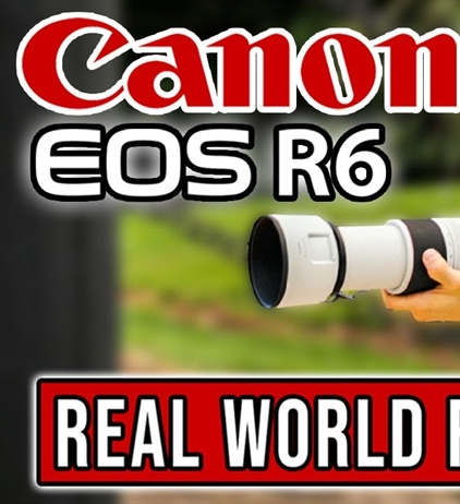 Jared Polin's Canon EOS R6 Review
