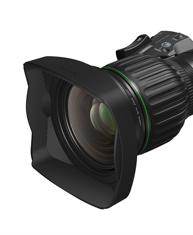 Canon announces the CJ17ex6.2B Cinema zoom lens