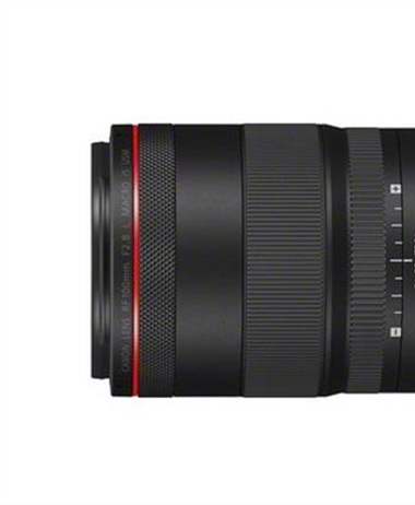 More details emerge about the Canon RF 100mm F2.8L Macro IS USM
