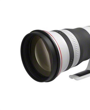 Product images of the Canon RF 400mm F2.8L IS USM and the Canon RF...