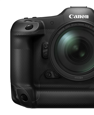Canon to announce the EOS R3