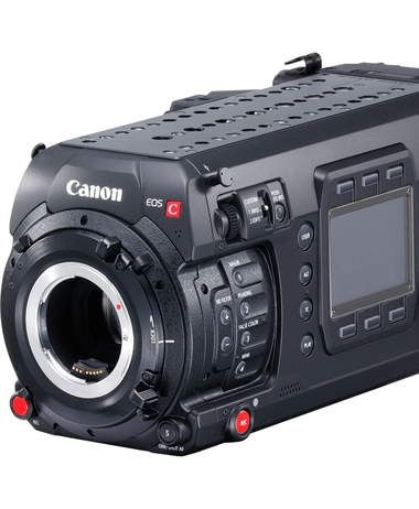 Canon to make a splash at NAB with three Cinema cameras