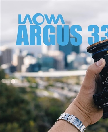 Laowa announces the Argus 30mm F.95 for Canon RF APS-C