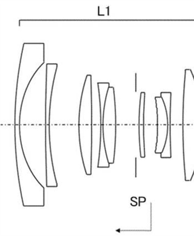 Canon Patent Application: Mirrorless Full frame 20mm F1.8 and 24mm F1.8