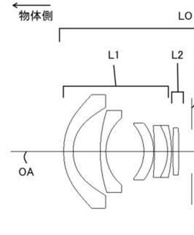 Canon Patent Application: Canon RF 19mm F2.8 IS