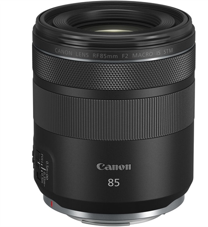 Canon RF 85mm f/2 STM IS Macro Review