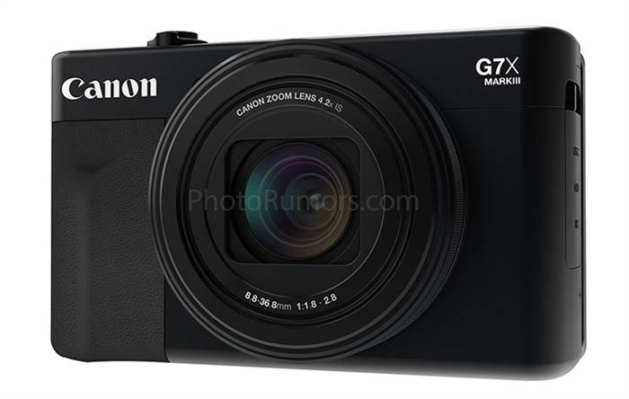 Looks like Canon is finally joining the 4K train.  G7X Mark III leaked. Edit: Maybe.