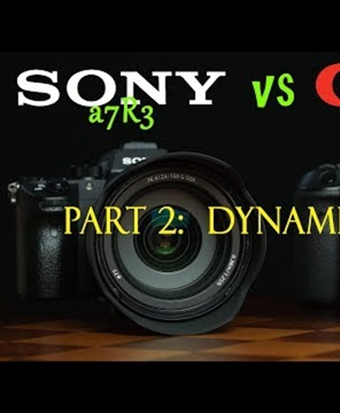 Dynamic Range: Part 2 of the Canon 5D Mark IV to A7RIII comparison