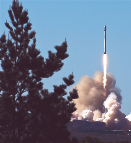Canon and others fire up small-rocket missions