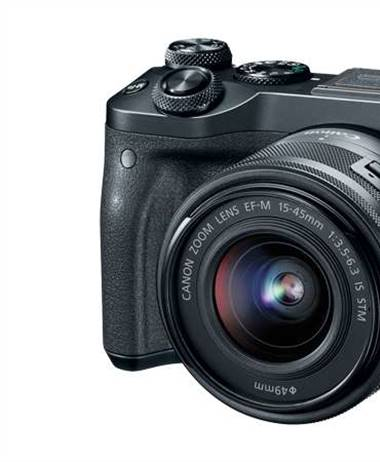 Clarification on the EOS-M50 and the Flash coming soon