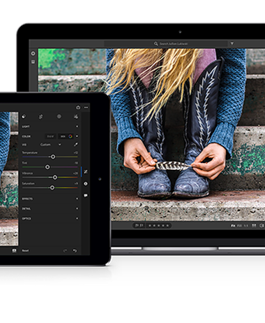 Adobe announces Lightroom CC - Cloud based Lightroom