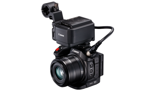 Canon XC20 rumored specifications | Canon News