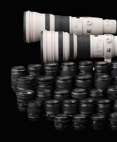 The History of Canon L lenses - Canon Europe