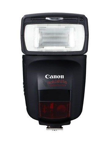Canon 470 EX AI flash image appears