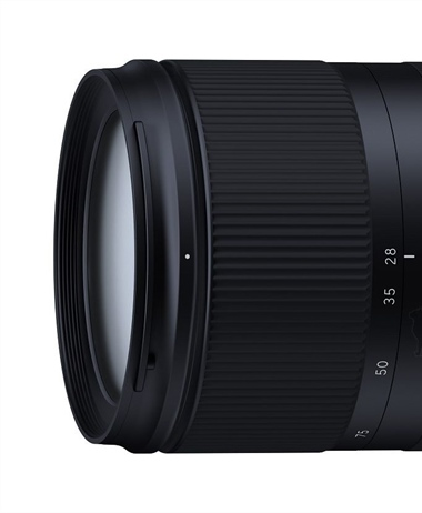 Tamron 28-75mm Di II RXD lens image leaked