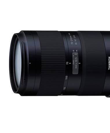 Tamron officially announces the 70-210mm F4 Di VC USD
