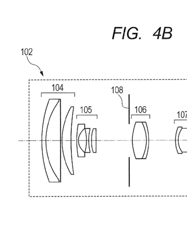 Canon applies for a patent for an improved electronic variable ND filter
