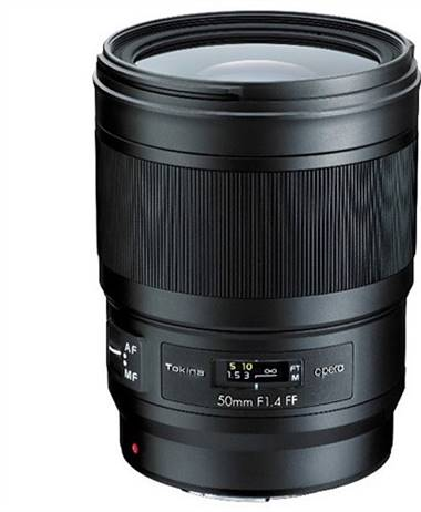 Tokina officially announces the Opera 50mm 1.4