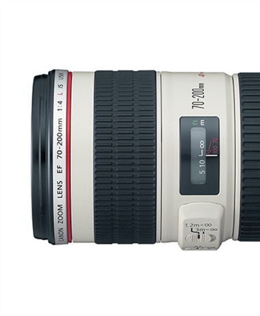 Canon 70-200mm F4 II and the EF-M 35mm 1.4 are confirmed