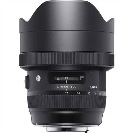 PhotographyBlog previews the Sigma 14-24mm F2.8