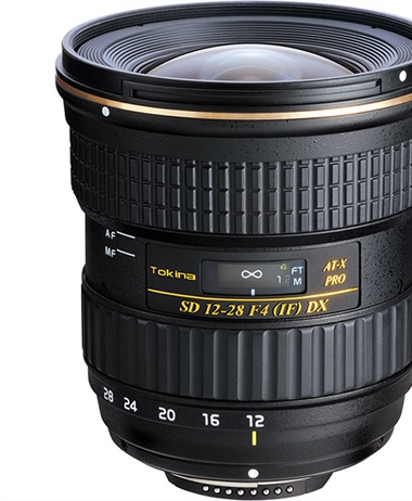 Deal: Tokina 12-28mm F/4.0 ATX Pro for Canon APS-C