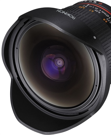 Deal of the Day: ROKINON 12mm f/2.8 Fisheye Lens for Canon EF