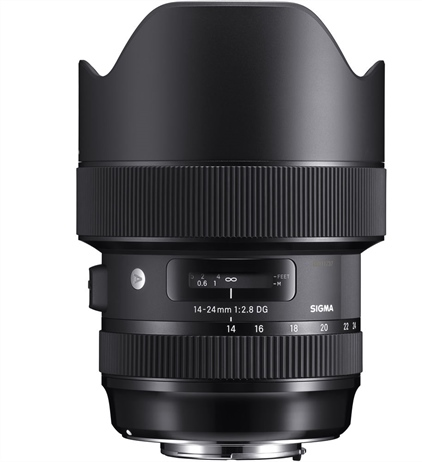 PhotographyBlog reviews the Sigma 14-24 2.8 DG