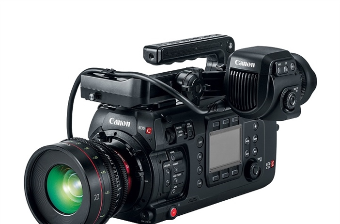 Canon officially announces the C700 Full Frame