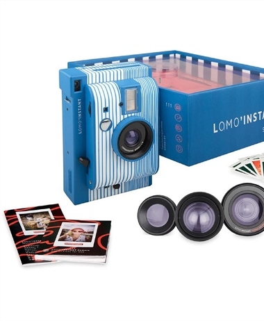 Deal of the Weekend: Lomography Lomo'Instant Instant Film Camera and Lenses