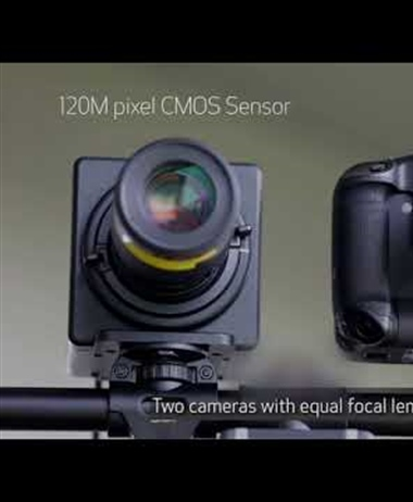 Canon shows off the 120MP APS-H Sensor again